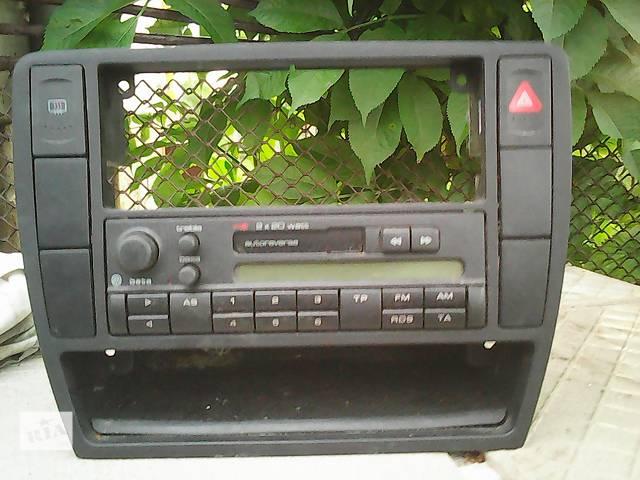 купить бу б/у Компоненты кузова Торпедо/накладка Легковой Volkswagen Passat Седан 1998 в Жидачове