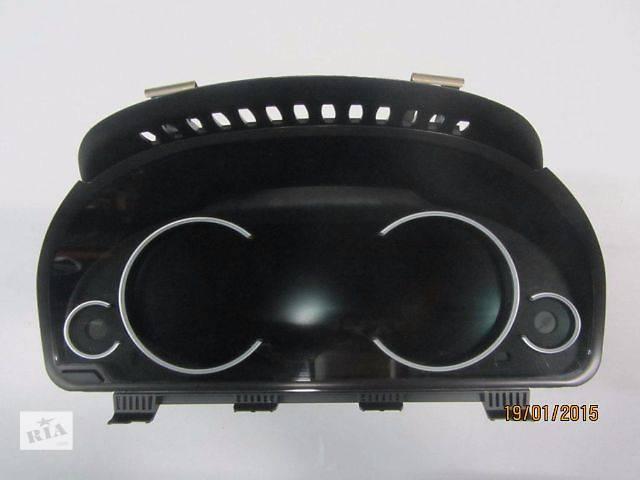 купить бу б/у Электрооборудование двигателя Панель приборов/спидометр/тахограф/топограф Легковой BMW F в Киеве