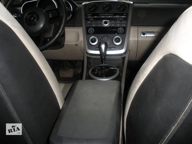 продам б/у Компоненты кузова Центральная консоль Легковой Mazda CX-7 Кроссовер 2008 бу в Луцке