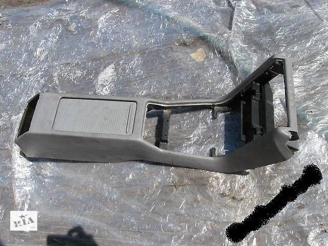купить бу б/у Компоненты кузова Центральная консоль Легковой Mercedes S 140 1995 в Тернополе