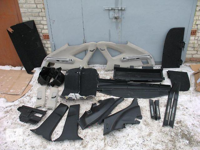 продам б/у Компоненты кузова Внутренние компоненты кузова Легковое авто Lexus RX 2004 бу в Луцке