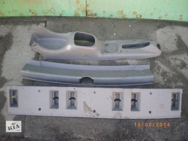 продам Б/у Компоненты кузова Внутренние компоненты кузова Легковой Chevrolet Tacuma бу в Умани