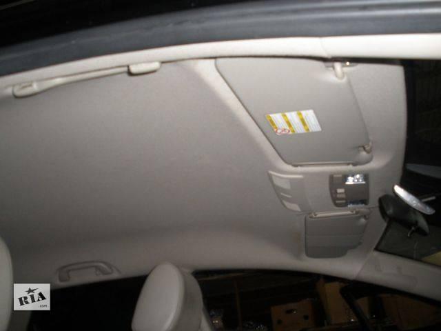 бу б/у Компоненты кузова Внутренние компоненты кузова Легковой Mazda CX-7 Кроссовер 2008 в Луцке