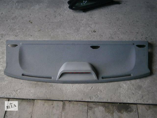 б/у Компоненты кузова Полка задняя Легковой Седан Chevrolet Lacetti- объявление о продаже  в Луцке