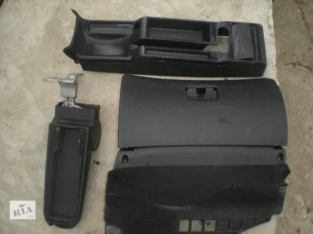 б/у Компоненты кузова Внутренние компоненты кузова Легковой Volkswagen B5- объявление о продаже  в Ивано-Франковске