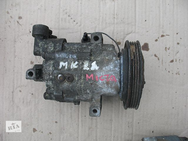 Б/у компрессор кондиционера для легкового авто Nissan Micra 2006- объявление о продаже  в Луцке