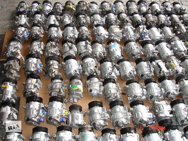 продам Б/у компрессор кондиционера для легкового авто Subaru Legacy 2000 бу в Тернополе