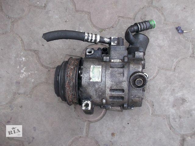 купить бу Б/у компрессор кондиционера для седана Mercedes 210 1998 в Днепре (Днепропетровск)
