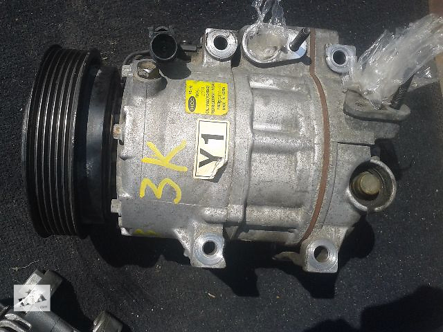 бу Б/у Компрессор кондиционера Hyundai Grandeur 3.3i V6 2005~2010 OE:97701-3K125 Гарантия Доставка по Киеву и Украине в Киеве