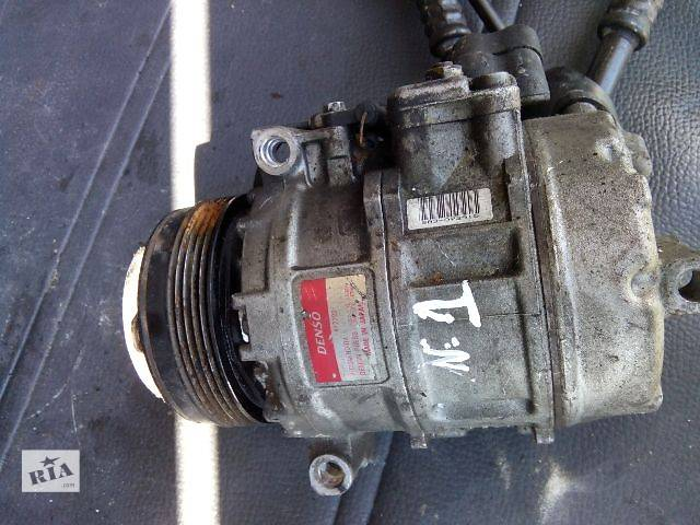 продам Б/у Кондиционер, обогреватель, вентиляция Компрессор кондиционера Легковой Audi A6 бу в Ивано-Франковске
