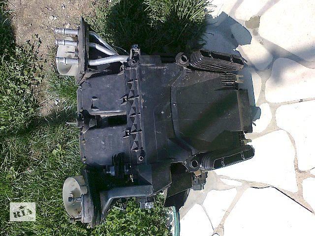 б/у Кондиционер, обогреватель, вентиляция Корпус печки Легковой BMW 540- объявление о продаже  в Чопе
