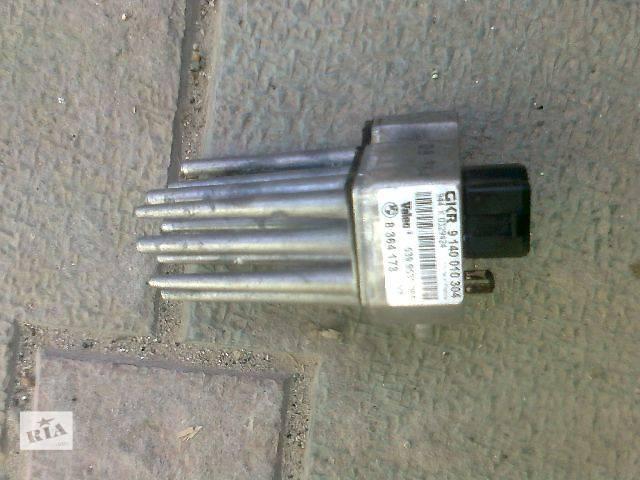 бу б/у Кондиціонер, обігрівач, вентиляція Регулятор обертів вентилятора пічки Легковий BMW 528 1999 в Чопе