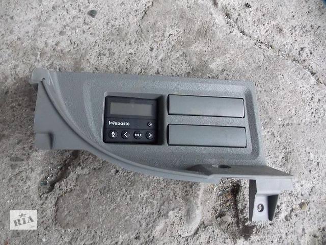 Б/у Кондиционер, обогреватель, вентиляция Автономная печка Легковой Peugeot Boxer пасс.- объявление о продаже  в Киеве