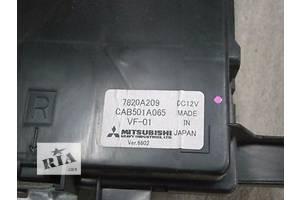 б/у Блоки управления печкой/климатконтролем Mitsubishi Lancer X