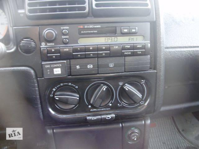 б/у Кондиционер, обогреватель, вентиляция Блок управления печкой/климатконтролем Легковой Volkswagen B4- объявление о продаже  в Зборове
