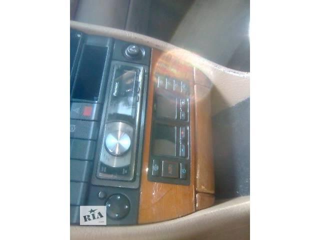 продам б/у Кондиционер, обогреватель, вентиляция Блок управления печкой/климатконтролем Легковой Audi A6 19 бу в Чопе