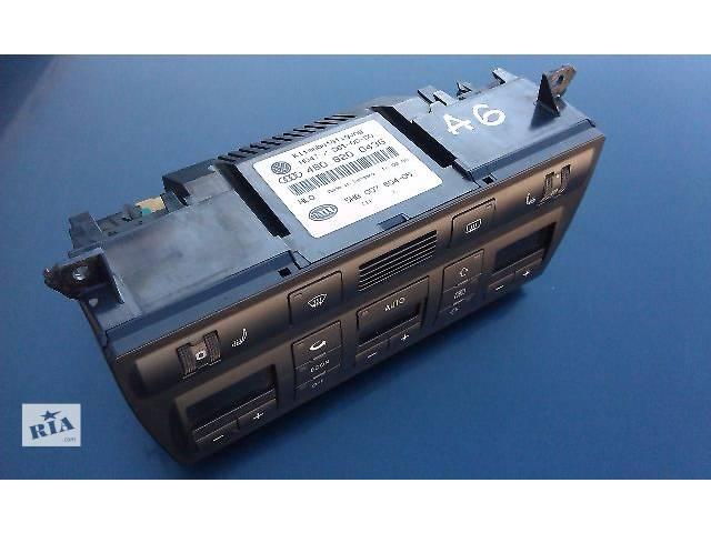 продам Кондиционер, обогреватель, вентиляция Блок управления печкой/климатконтролем Легковой Audi A6 2002 бу в Костополе