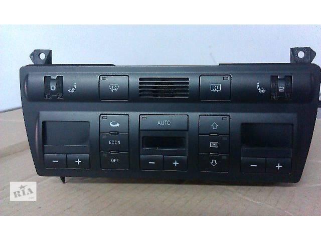 бу б/у Кондиционер, обогреватель, вентиляция Блок управления печкой/климатконтролем Легковой Audi A6 Ун в Костополе