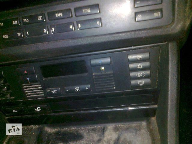 бу б/у Кондиционер, обогреватель, вентиляция Блок управления печкой/климатконтролем Легковой BMW 535 в Ужгороде