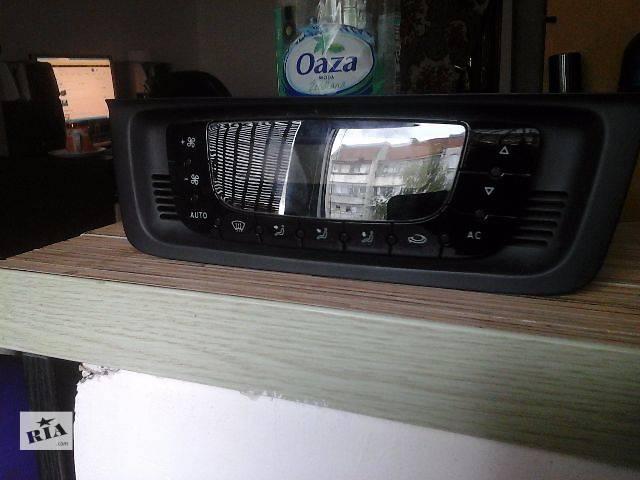 купить бу б/у Кондиционер, обогреватель, вентиляция Блок управления печкой/климатконтролем Легковой Seat Ibiza 5D Хэтчбек 2011 в Львове