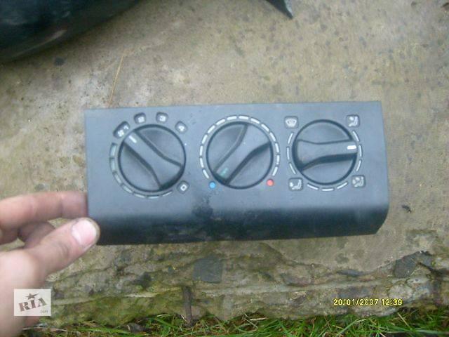 б/у Кондиционер, обогреватель, вентиляция Блок управления печкой/климатконтролем Легковой Volkswagen B3 1991- объявление о продаже  в Самборе