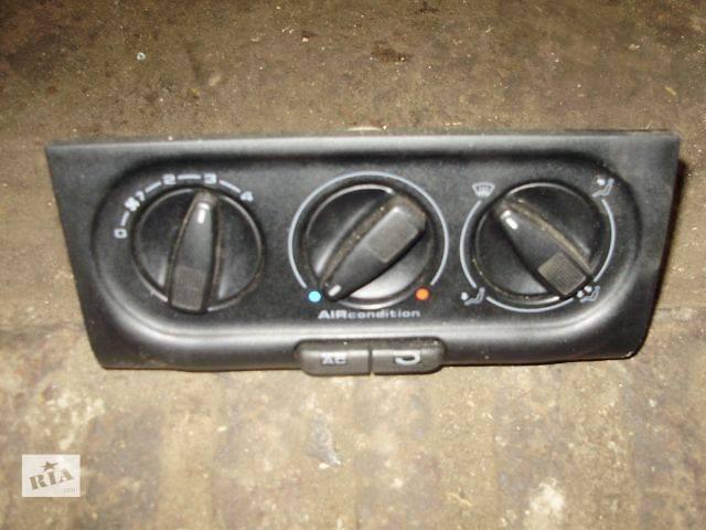 Б/у Кондиционер, обогреватель, вентиляция Блок управления печкой/климатконтролем Легковой Volkswagen B4- объявление о продаже  в Тернополе