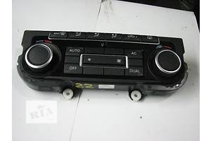 б/у Блоки управления печкой/климатконтролем Volkswagen Tiguan