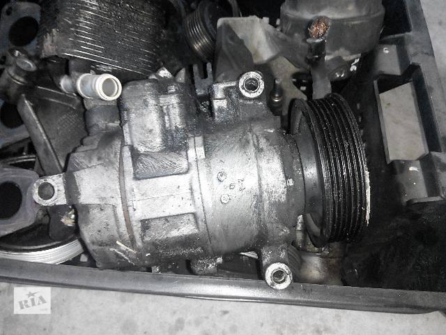 бу Б/у Кондиционер, обогреватель, вентиляция Компрессор кондиционера 4F0260805F Легковой Audi A6 2006 в Львове