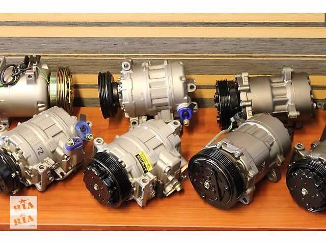 купить бу б/у Кондиционер, обогреватель, вентиляция Компрессор кондиционера Легковой Ford Fusion в Львове