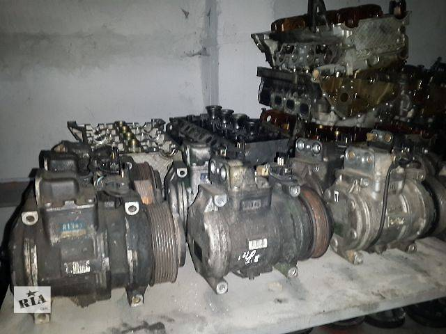 купить бу Б/у Кондиционер, обогреватель, вентиляция Компрессор кондиционера Легковой Mercedes ML-Class 2005 в Львове
