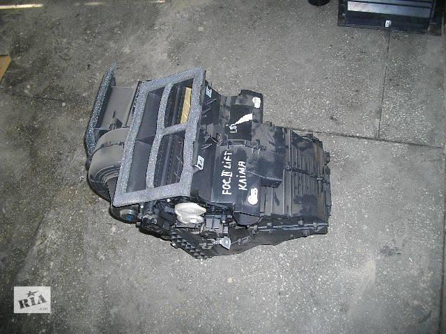 купить бу б/у Кондиционер, обогреватель, вентиляция Корпус печки Легковой Ford Focus 2009 в Львове