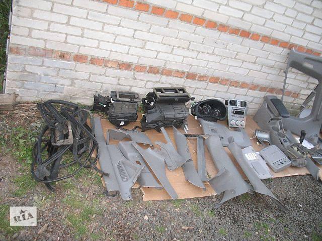 продам б/у Кондиционер, обогреватель, вентиляция Корпус печки Легковой Subaru Forester 2006 бу в Луцке
