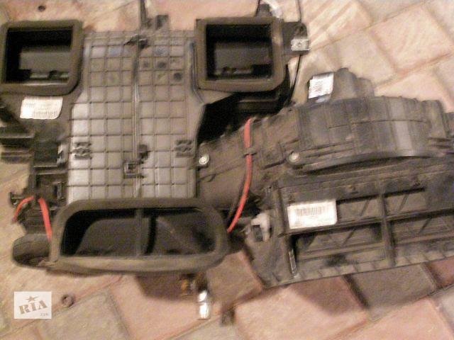Б/у Кондиционер, обогреватель, вентиляция Легковой Renault Kangoo пасс. Минивен 2010- объявление о продаже  в Дубно (Ровенской обл.)