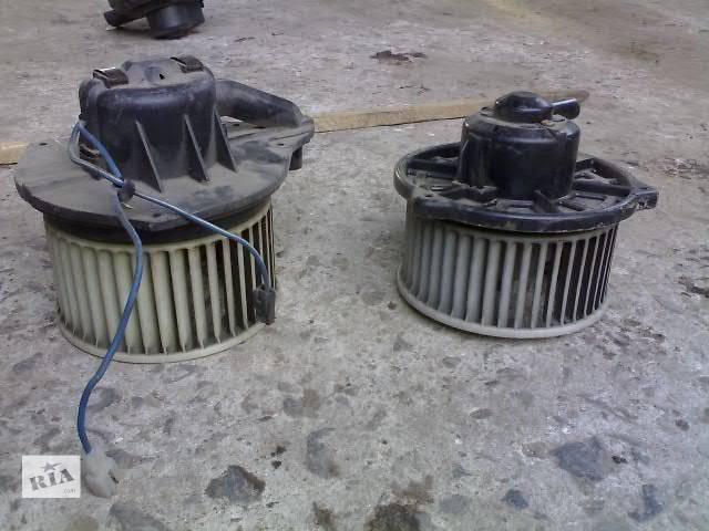 купить бу б/у Кондиционер, обогреватель, вентиляция Моторчик печки Легковой Mazda 626 в Сумах