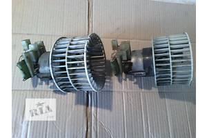 б/у Моторчик печки Opel Vectra A