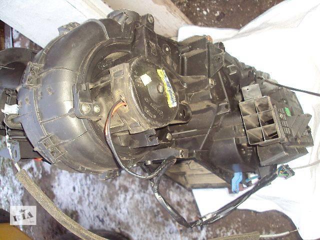 б/у Кондиционер, обогреватель, вентиляция печка в сборе Легковой Citroen Berlingo Пассажирский Микроавтобус 2001- объявление о продаже  в Львове