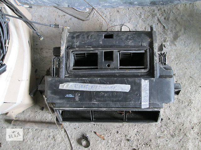 купить бу б/у Кондиционер, обогреватель, вентиляция Радиатор кондиционера Легковой Ford Escort 1997 в Самборе
