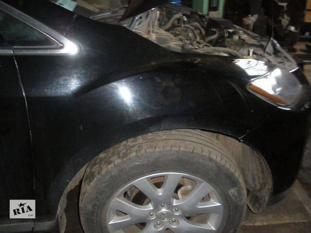 бу б/у Кондиционер, обогреватель, вентиляция Радиатор кондиционера Легковой Mazda CX-7 2008 в Луцке