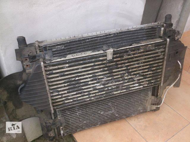 бу б/у Кондиционер, обогреватель, вентиляция Радиатор кондиционера Легковой Mercedes ML 270 вне 2003 в Черновцах