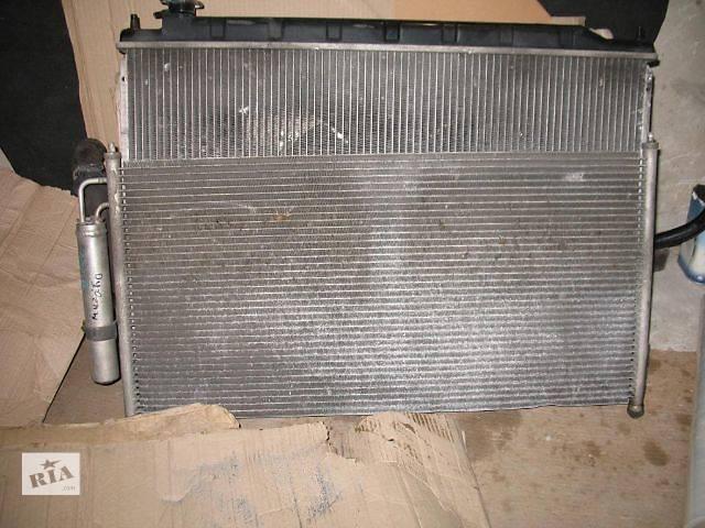 б/у Кондиционер, обогреватель, вентиляция Радиатор кондиционера Легковой Nissan Murano 2006- объявление о продаже  в Луцке