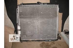 б/у Радиатор кондиционера Nissan Navara
