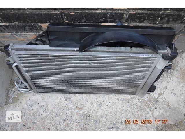 б/у Кондиционер, обогреватель, вентиляция Радиатор кондиционера Легковой Skoda Fabia 2011- объявление о продаже  в Полтаве