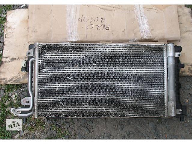бу б/у Кондиционер, обогреватель, вентиляция Радиатор кондиционера Легковой Volkswagen Polo 5D 2010 в Луцке