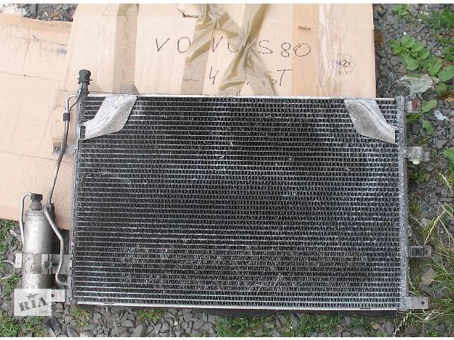 купить бу б/у Кондиционер, обогреватель, вентиляция Радиатор кондиционера Легковой Volvo S80 2001 в Луцке
