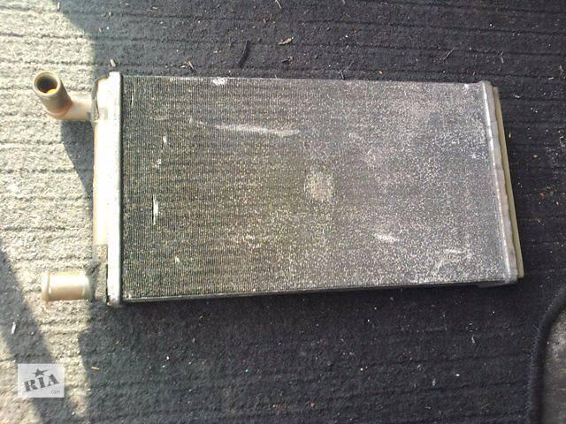 вентиляция Радиатор печки