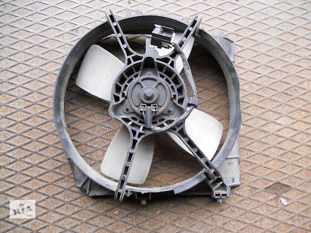 б/у Кондиционер, обогреватель, вентиляция Вентилятор рад кондиционера Легковой Mazda 323 1996- объявление о продаже  в Львове