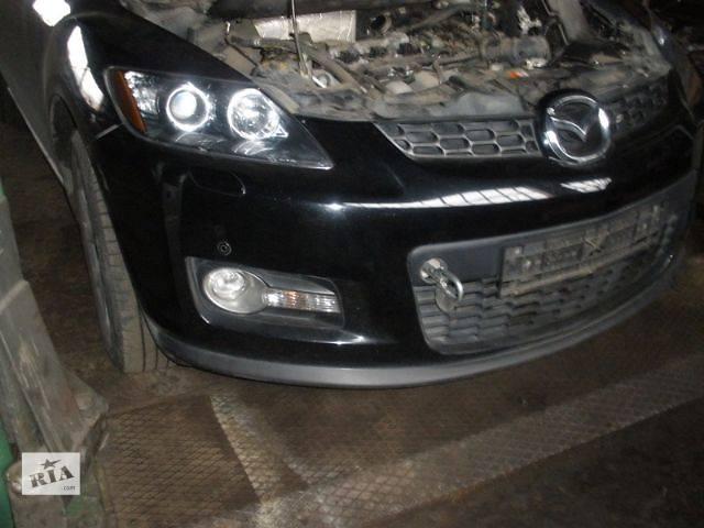 б/у Кондиционер, обогреватель, вентиляция Вентилятор рад кондиционера Легковой Mazda CX-7 2008- объявление о продаже  в Луцке