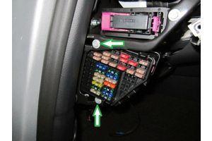 б/у Корпусы блока предохранителей Mercedes S-Class