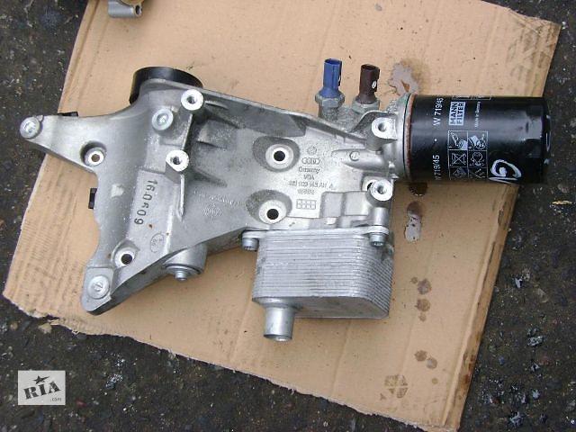 бу Б/у корпус масляного фильтра для легкового авто Skoda Octavia A5 2012 в Львове