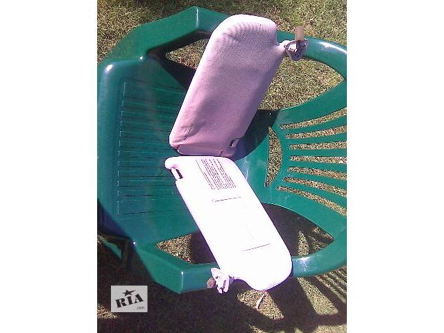 купить бу Б/у козырёк солнцезащитный для кроссовера Hyundai Tucson 2007 в Николаеве